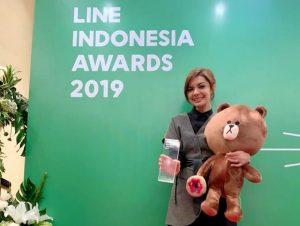LINE Indonesia Awards 2019 - IGnajwashihab