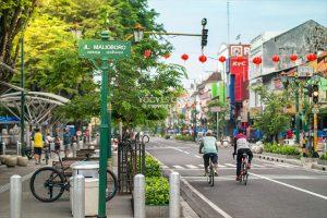 Punya Rencana Traveling ke Jogja dalam Waktu Dekat Perhatikan Skema Baru Tempat Parkir di Malioboro Berikut!