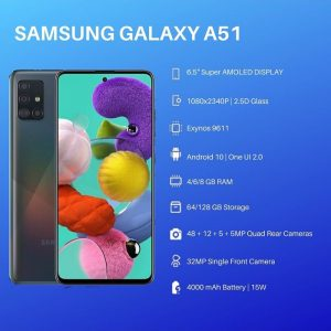 Samsung Galaxy A51-IGreview1st