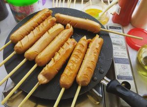 sate sosis BBQ-IGbungas_cateringsnack