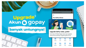 upgrade gopay